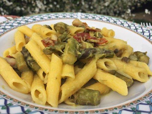 Pasta-asparagi-e-cannellini-uno-chef-per-gaia-senza-glutine