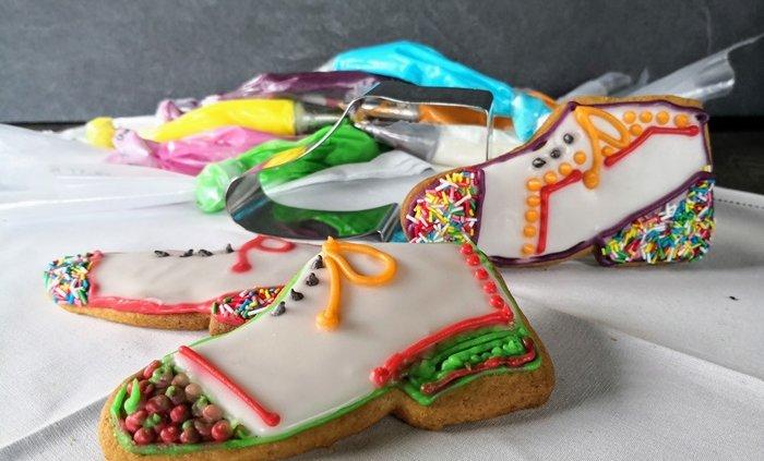 Biscotti le scarpette di sant'ilario