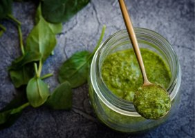 cooking course pesto genovese