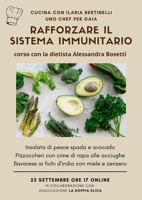 rafforzare il sistema immunitario