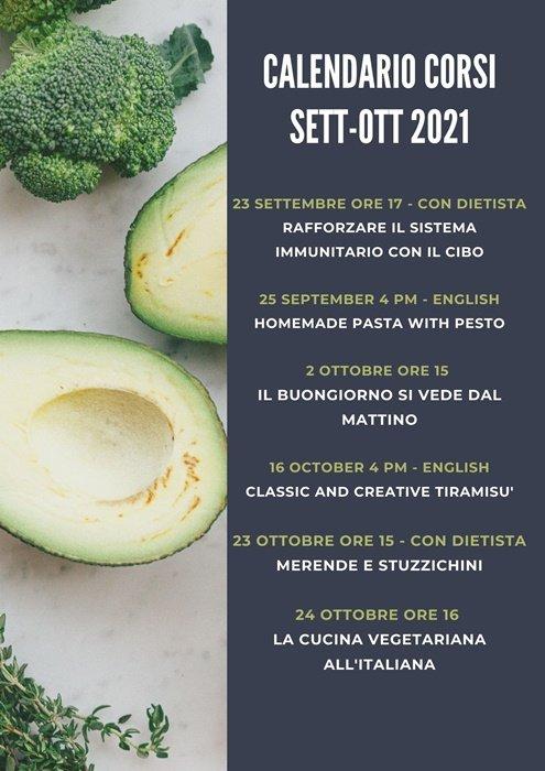 calendario corsi sett dic 2021